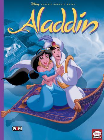 Imagem de Livro - Aladdin HQ