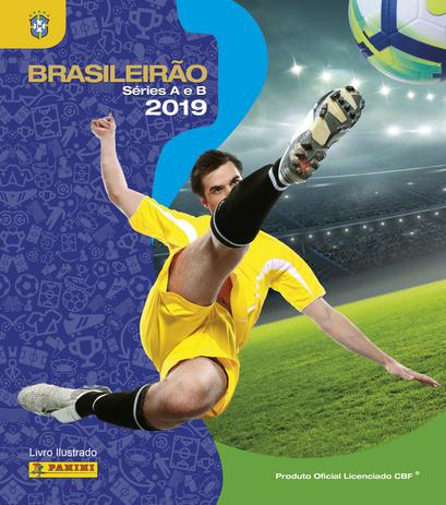 Imagem de Livro - Álbum Brasileirão 2019 (Capa Dura)