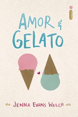 Imagem de Livro - Amor & gelato