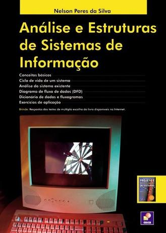 Imagem de Livro - Análise e estruturas de sistemas de informação