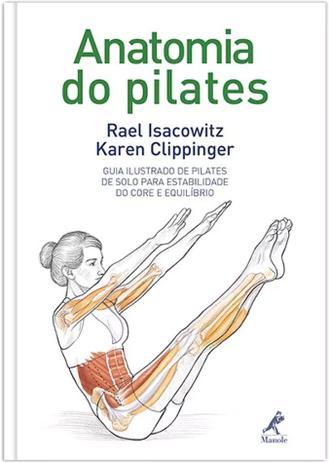 Imagem de Livro - Anatomia do pilates