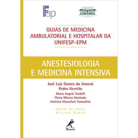 Imagem de Livro - Anestesiologia e medicina intensiva