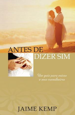Imagem de Livro - Antesdedizersim!