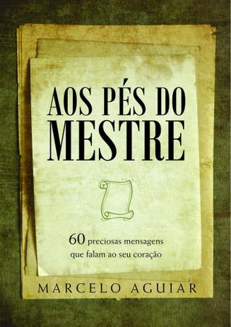 Imagem de Livro - Aos pés do mestre