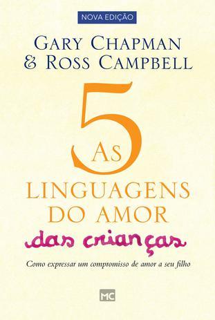 Imagem de Livro - As 5 linguagens do amor das crianças