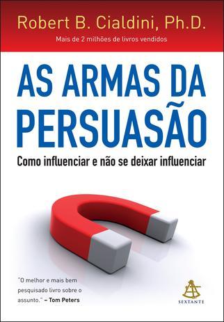 Imagem de Livro - As armas da persuasão