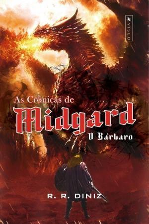 Imagem de Livro - As crônicas de Midgard: O bárbaro