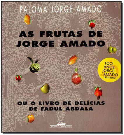 Livro As Frutas De Jorge Amado