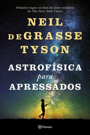 Imagem de Livro - Astrofísica para apressados