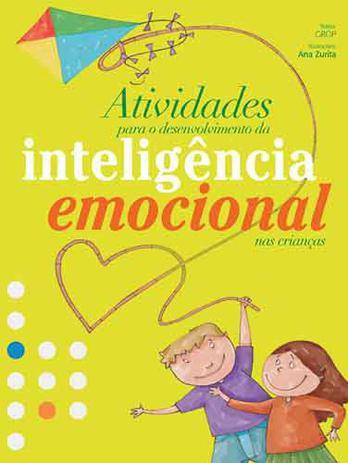 Imagem de Livro - Atividades para o desenvolvimento da inteligência emocional das crianças