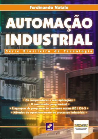 Imagem de Livro - Automação industrial
