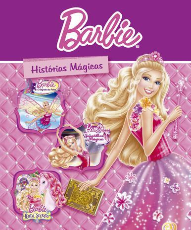 Barbie O Segredo Das Fadas Livro Wook