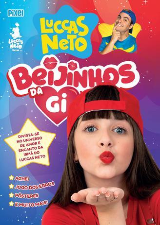 Imagem de Livro - Beijinhos da Gi
