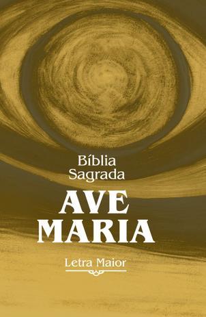 Imagem de Livro - Bíblia letra maior zíper - marrom