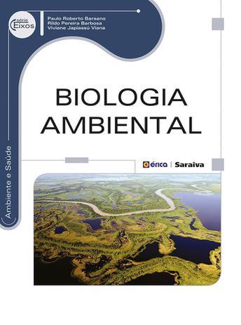 Imagem de Livro - Biologia ambiental