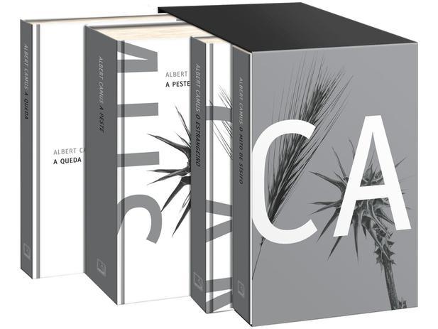 Imagem de Livro - Box Albert Camus (Edição de colecionador)