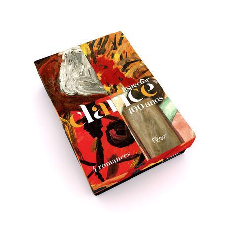 Livro - Box Centenário Clarice Lispector – 4 Romances