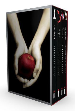 Imagem de Livro - Box da série Crepúsculo