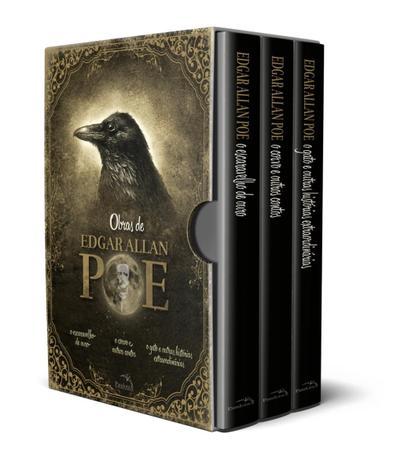 Imagem de Livro - Box Edgar Allan Poe : Histórias extraordinárias