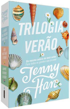 Imagem de Livro - Box Trilogia Verão