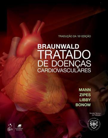 Imagem de Livro - Braunwald - Tratado de Doenças Cardiovasculares