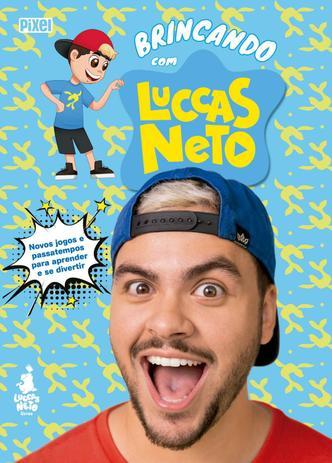 Imagem de Livro - Brincando com Luccas Neto