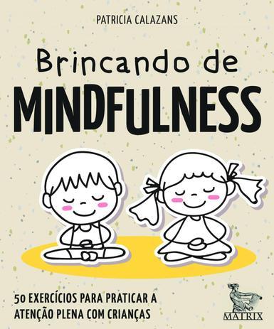Imagem de Livro - Brincando de mindfulness