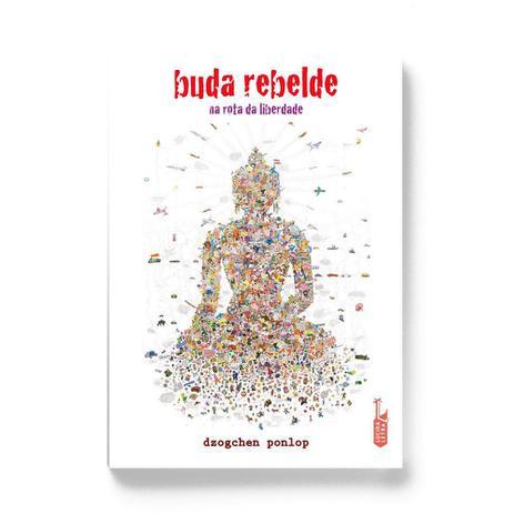 Imagem de Livro - Buda rebelde