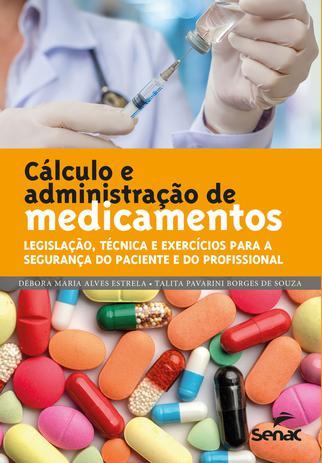 Imagem de Livro - Cálculo e administração de medicamentos