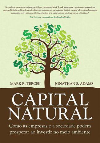 Imagem de Livro - Capital natural