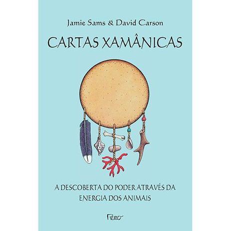 Imagem de Livro - Cartas xamânicas