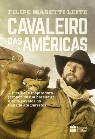 Imagem de Livro - Cavaleiro das Américas