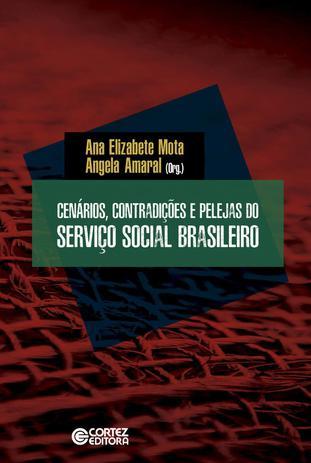 Imagem de Livro - Cenários, contradições e pelejas do Serviço Social Brasileiro