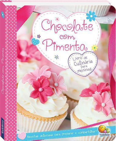 Imagem de Livro - Chocolate com pimenta