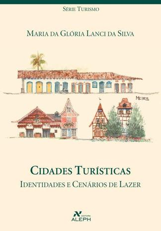 Imagem de Livro - Cidades turísticas