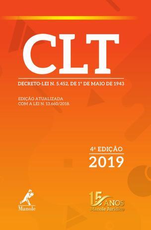 Imagem de Livro - CLT