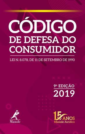 Imagem de Livro - Código de defesa do consumidor