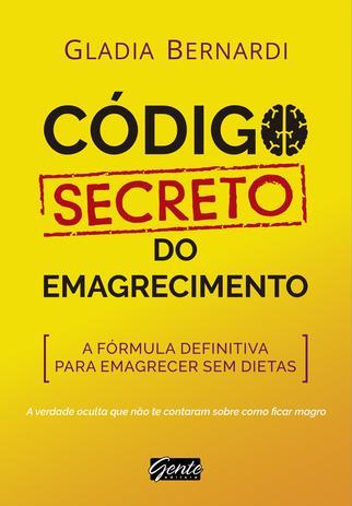 Imagem de Livro - Código secreto do emagrecimento
