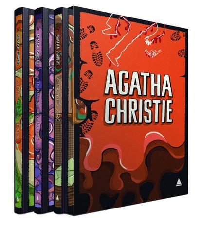 Imagem de Livro - Coleção Agatha Christie - Box 3