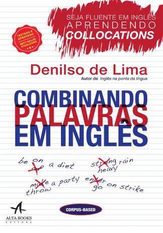 Imagem de Livro - Combinando palavras em inglês
