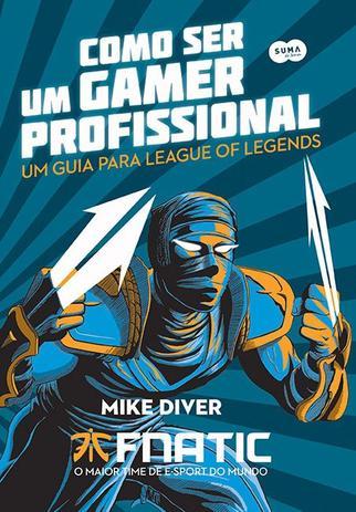 Imagem de Livro - Como ser um gamer profissional