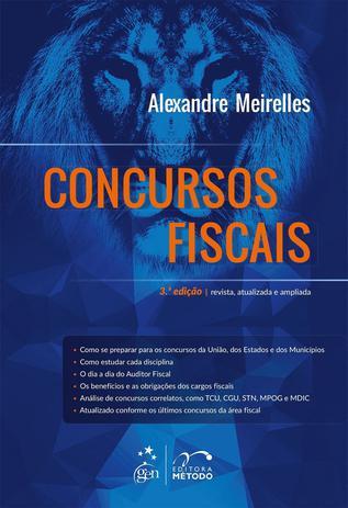 Imagem de Livro - Concursos Fiscais