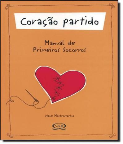 Livro Coracao Partido Livros De Literatura Infantil Magazine