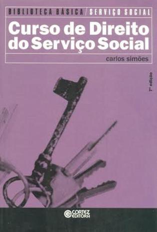 Imagem de Livro - Curso de Direito do Serviço Social