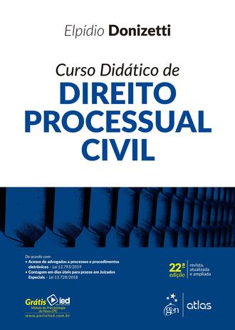 Imagem de Livro - Curso Didático de Direito Processual Civil