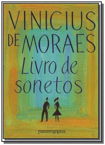 42a0efbf5 Livro de sonetos - colecao. vinicius de moraes - e - Grupo companhia das  letras