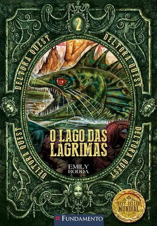 Imagem de Livro - Deltora Quest 1.2 - O Lago Das Lagrimas 2ª Edição
