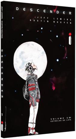 Imagem de Livro - Descender: Estrelas De Lata - Volume 1
