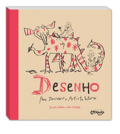 Imagem de Livro - Desenho para descobrir o artista interior