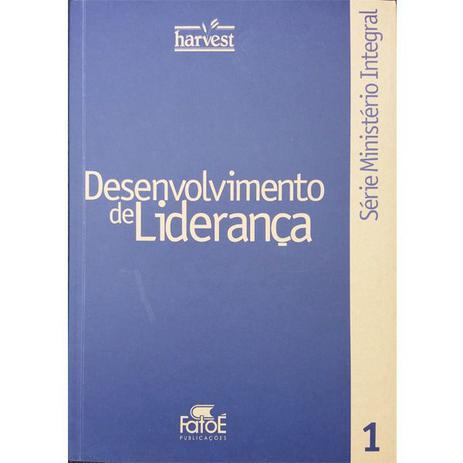 Imagem de Livro Desenvolvimento de Liderança vol 1 - Vários Autores